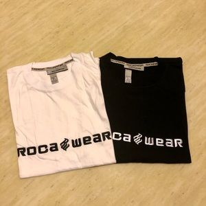 New ROCAWEAR Logo Tee in Size L/XL